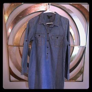 J Crew Jean dress